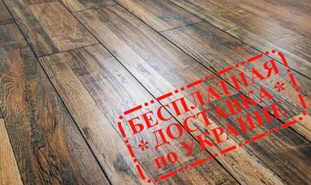 """Ламинат Grun Holz """"Дуб графит палубный"""", 33 класс, Германия, 1,895 м кв в пачке, фото 2"""