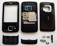 Корпус ААА Nokia N96 (чёрный)+латинская клавиатура