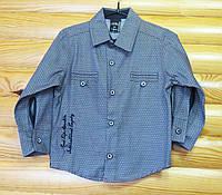 Рубашка на мальчика (рост 80, 86, 92) Турция
