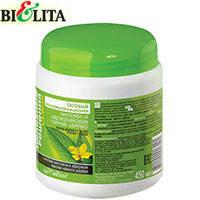 Bielita - Целебные Решения Бальзам-кондиционер Чистотел и Чайное дерево против жирности волос 450ml