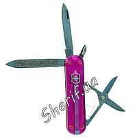 Нож Victorinox Rose Edition Classic 0.6203.T5 Pink