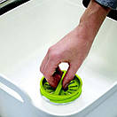Joseph Joseph Wash&Drain Емкость для мытья посуды со сливом (85055), фото 2