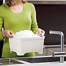 Joseph Joseph Wash&Drain Емкость для мытья посуды со сливом (85055), фото 3