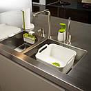 Joseph Joseph Wash&Drain Емкость для мытья посуды со сливом (85055), фото 5