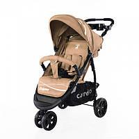 Детская прогулочная коляска CARRELLO Enigma CRL-1407 LIGHT BROWN