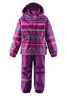 Демисезонный костюм для девочек Lassietec 723691-4892. Размеры 104 и 122.