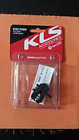 Тормозные колодки KLS D-02 для Avid Juicy органика