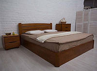 Кровать София Люкс V ПМ (т. венге) + Матрас Omega Organic 160х200