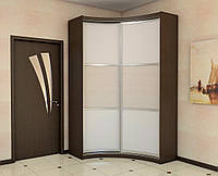 Малогабаритные радиусные шкафы, фото 1