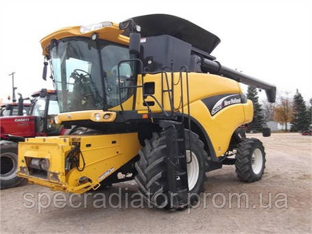 РАДИАТОР МАСЛЯНЫЙ КОМБАЙНА NEW HOLLAND CR 920, фото 2