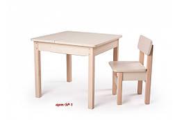 Детский стол-парта SP-1 Вальтер Без стула