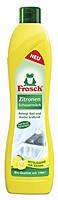 Молочко для кухни и ванной цитрус Frosch Scheuermilch Zitrone