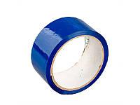 Скотч упаковочный синий 48мм* 60м