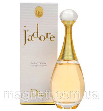 Christian Dior Jadore For Women 100 Ml