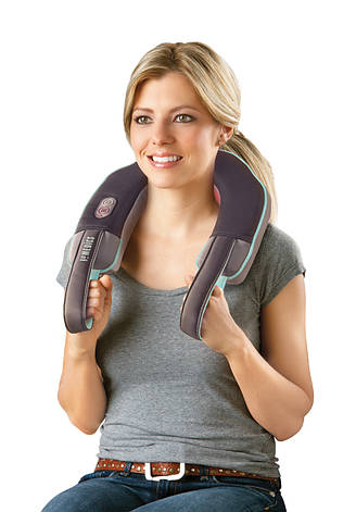 Вибрационный массажер для шеи , фото 2