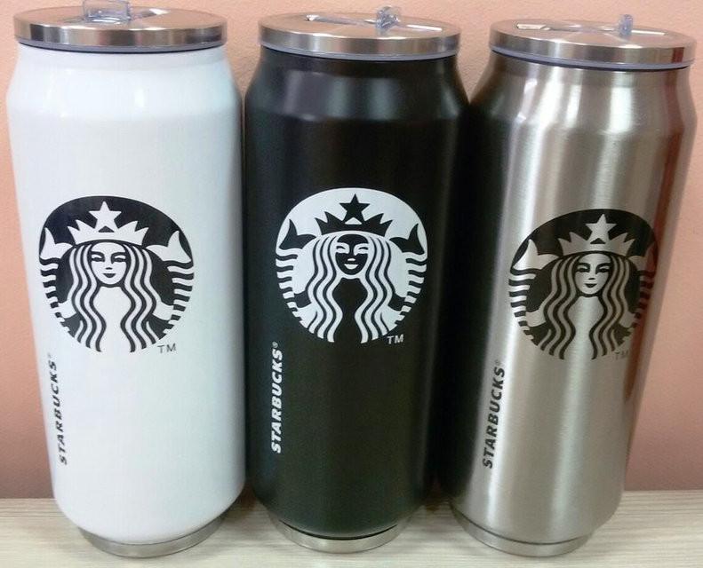 Термобанка Starbucks Logo