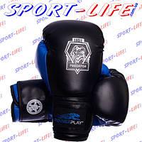 Боксерские перчатки винил