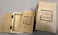 Счетница - книжка, дерево, логотип - на заказ