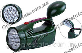 Ліхтарик YJ-2809, 13+9 LED