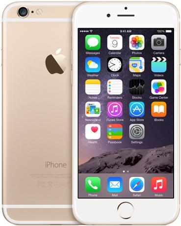 Apple iPhone 6 16GB (Gold) Refurbished