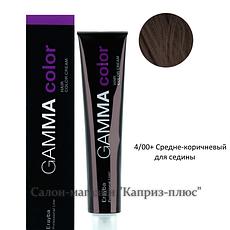 Фарба для волосся ERAYBA GAMMA 4/00+