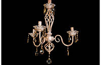 Люстра классическая на 3 лампочек арт. 4795/3