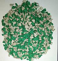 Крошка декоративная крашенная разных цветов (20 кг)