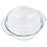 Кастрюля круглая СВЧ Simax 2,5 литра с крышкой