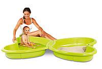 Песочница+бассейн Maxi Disney Smoby 310143
