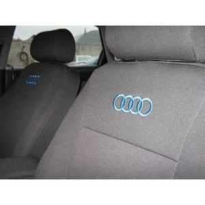 ЧЕХЛЫ НА СИДЕНЬЯ  ELEGANT Audi A-2 c 2001