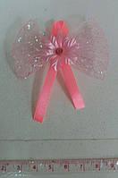 Свадебные цветы для гостей (цвет - розовый) Ц-г-5-роз
