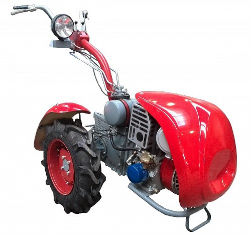 Мотоблок «Мотор Сич МБ-8Э» (бензин; 8 л.с.; электростартер)