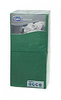 Бумажные салфетки зеленые Tork Advanced 2 слоя