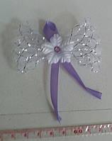 Свадебные цветы для гостей (цвет - сиреневый) Ц-г-5-сир
