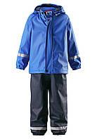 Комплект (дождевик + штаны на подтяжках) для мальчика  Reima 523108. Размер 86-128.