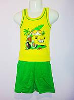 Детский летний костюм для мальчика Майка и Шорты, фото 1