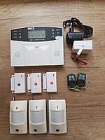 Комплект GSM сигнализации PG 500 (A 500) # 6.