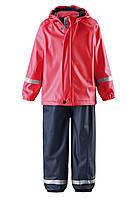 Комплект- дождевик для девочки Reima Joki 523108-3720.  Размер 86-128., фото 1
