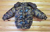 Детская куртка для мальчика Турция (рост 62, 68, 74, 80)