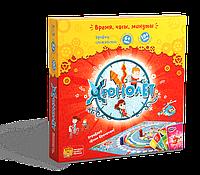 Детская развивающая игра Хронолёт Банда умников  6+ от 2-5 игроков 15 мин