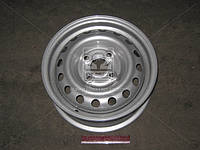 Диск колёсный Daewoo R13, Lanos, Sens (металлик) Кременчугский колёсный завод, Украина