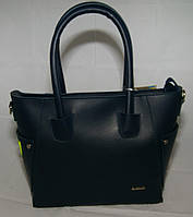 Синяя маленькая женская сумочка-шопер B.Elit