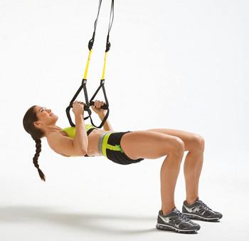 Тренировочные ленты (петли) TRX – тренажер для всего тела