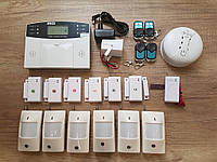 Комплект GSM сигнализации PG 500 (A 500) # 14.
