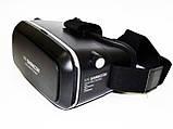 VR Shinecon Очки Виртуальной Реальности 3D Glasses с пультом, фото 3