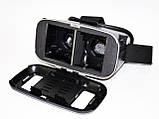 VR Shinecon Очки Виртуальной Реальности 3D Glasses с пультом, фото 5