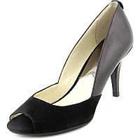 Черные туфли с открытым носком  Michael Kors