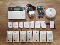 Комплект беспроводной GSM сигнализации PG 500 (A 500) # 15