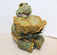 Фигурка конфетница Черепаха 20 см GG-4535-XC