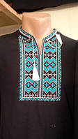"""Вышиванка  футболка  мужская """" Гуцул """" 12 (С.П.О.)"""